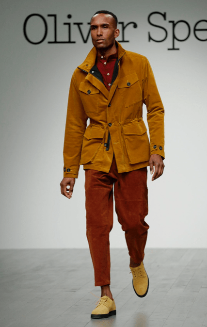 OLIVER SPENCER MENSWEAR FALL WINTER 2018 LONDON27