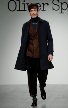 OLIVER SPENCER MENSWEAR FALL WINTER 2018 LONDON28