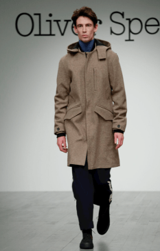 OLIVER SPENCER MENSWEAR FALL WINTER 2018 LONDON3