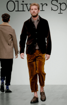 OLIVER SPENCER MENSWEAR FALL WINTER 2018 LONDON31