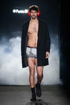 Punto Blanco 080 Barcelona Fashion Fall/Winter 2018-2019