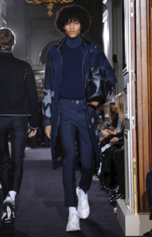 VALENTINO MENSWEAR FALL WINTER 2018 PARIS12