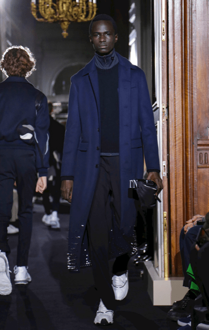 VALENTINO MENSWEAR FALL WINTER 2018 PARIS20
