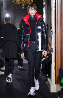 VALENTINO MENSWEAR FALL WINTER 2018 PARIS28