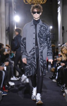 VALENTINO MENSWEAR FALL WINTER 2018 PARIS5