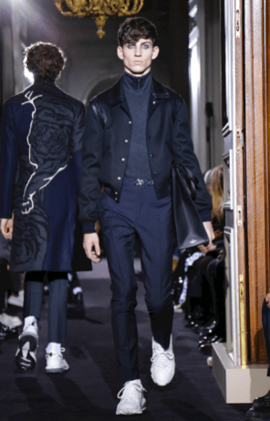 VALENTINO MENSWEAR FALL WINTER 2018 PARIS8