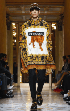 VERSACE MENSWEAR FALL WINTER 2018 MILAN18