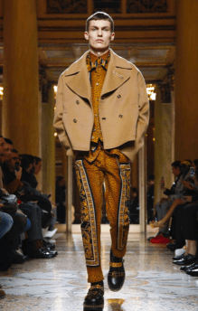 VERSACE MENSWEAR FALL WINTER 2018 MILAN30