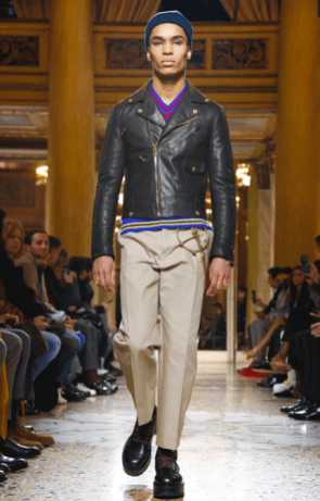 VERSACE MENSWEAR FALL WINTER 2018 MILAN34
