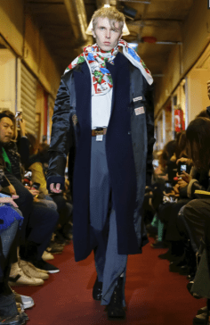 VETEMENTS MENSWEAR FALL WINTER 2018 PARIS2