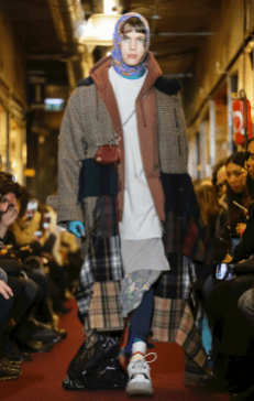 VETEMENTS MENSWEAR FALL WINTER 2018 PARIS4