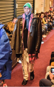 VETEMENTS MENSWEAR FALL WINTER 2018 PARIS45