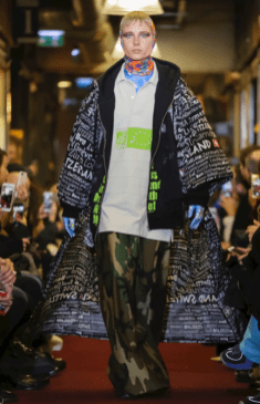 VETEMENTS MENSWEAR FALL WINTER 2018 PARIS54