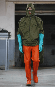 WALTER VAN BEIRENDONCK MENSWEAR FALL WINTER 2018 PARIS23