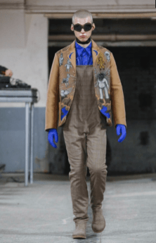 WALTER VAN BEIRENDONCK MENSWEAR FALL WINTER 2018 PARIS29
