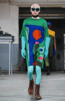 WALTER VAN BEIRENDONCK MENSWEAR FALL WINTER 2018 PARIS3