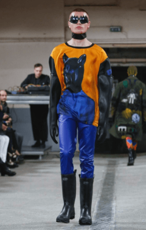 WALTER VAN BEIRENDONCK MENSWEAR FALL WINTER 2018 PARIS33