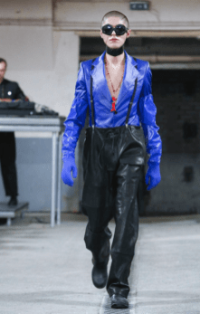 WALTER VAN BEIRENDONCK MENSWEAR FALL WINTER 2018 PARIS37