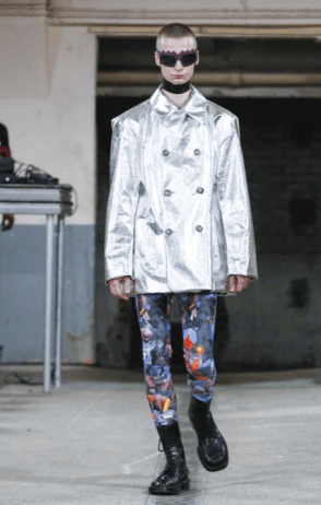 WALTER VAN BEIRENDONCK MENSWEAR FALL WINTER 2018 PARIS45