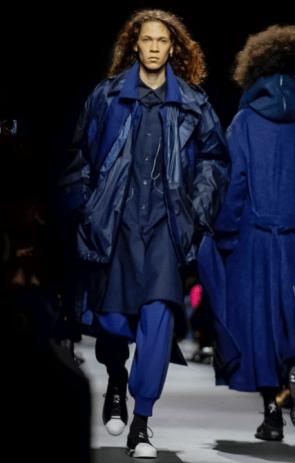 Y-3 MENSWEAR FALL WINTER 2018 PARIS31