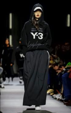 Y-3 MENSWEAR FALL WINTER 2018 PARIS9