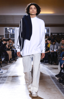 Y PROJECT MENSWEAR FALL WINTER 2018 PARIS1
