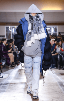 Y PROJECT MENSWEAR FALL WINTER 2018 PARIS14