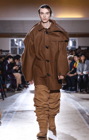 Y PROJECT MENSWEAR FALL WINTER 2018 PARIS19
