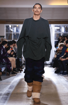 Y PROJECT MENSWEAR FALL WINTER 2018 PARIS23
