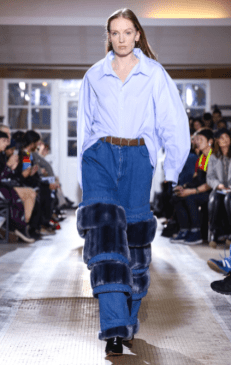 Y PROJECT MENSWEAR FALL WINTER 2018 PARIS24