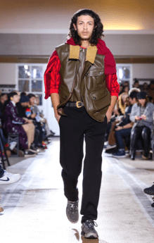 Y PROJECT MENSWEAR FALL WINTER 2018 PARIS3