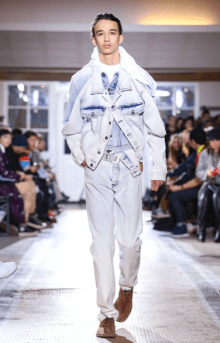 Y PROJECT MENSWEAR FALL WINTER 2018 PARIS9