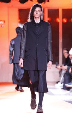 YOHJI YAMAMOTO MENSWEAR FALL WINTER 2018 PARIS23