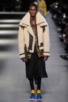 BURBERRY MEN FALL WINTER 2018 LONDON15