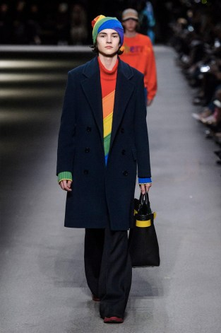 BURBERRY MEN FALL WINTER 2018 LONDON5