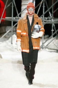 Calvin Klein AW18 NYFW1