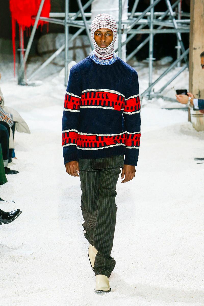 Calvin Klein AW18 NYFW13