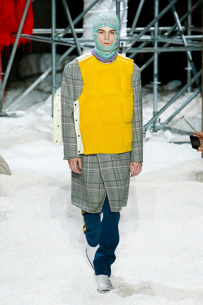 Calvin Klein AW18 NYFW14