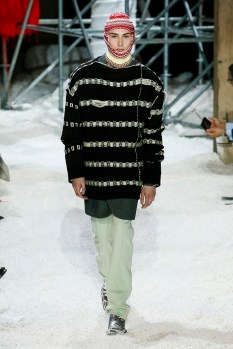 Calvin Klein AW18 NYFW17