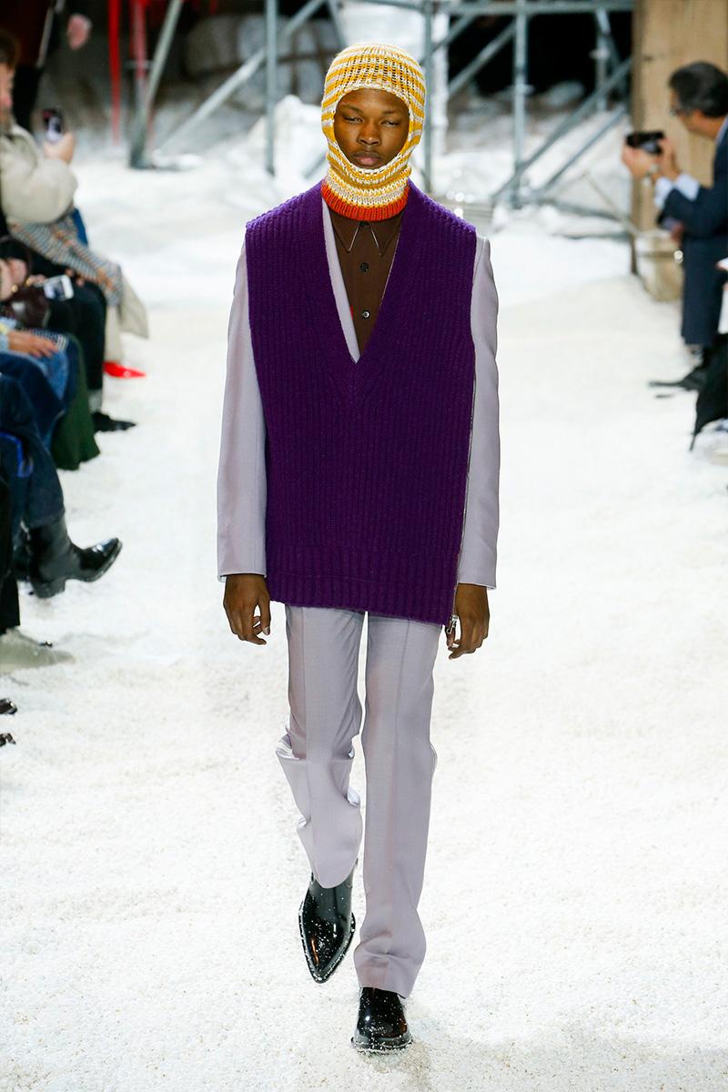 Calvin Klein AW18 NYFW19