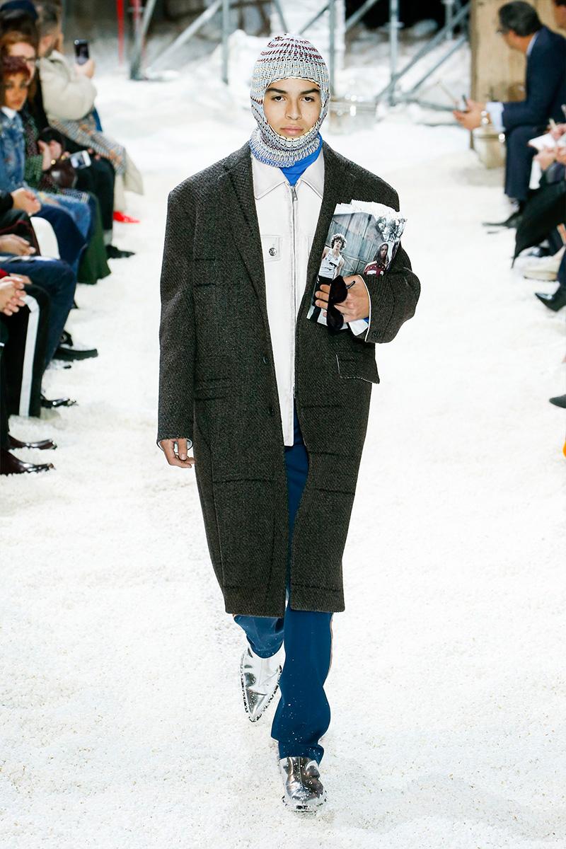 Calvin Klein AW18 NYFW21