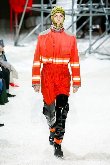 Calvin Klein AW18 NYFW24