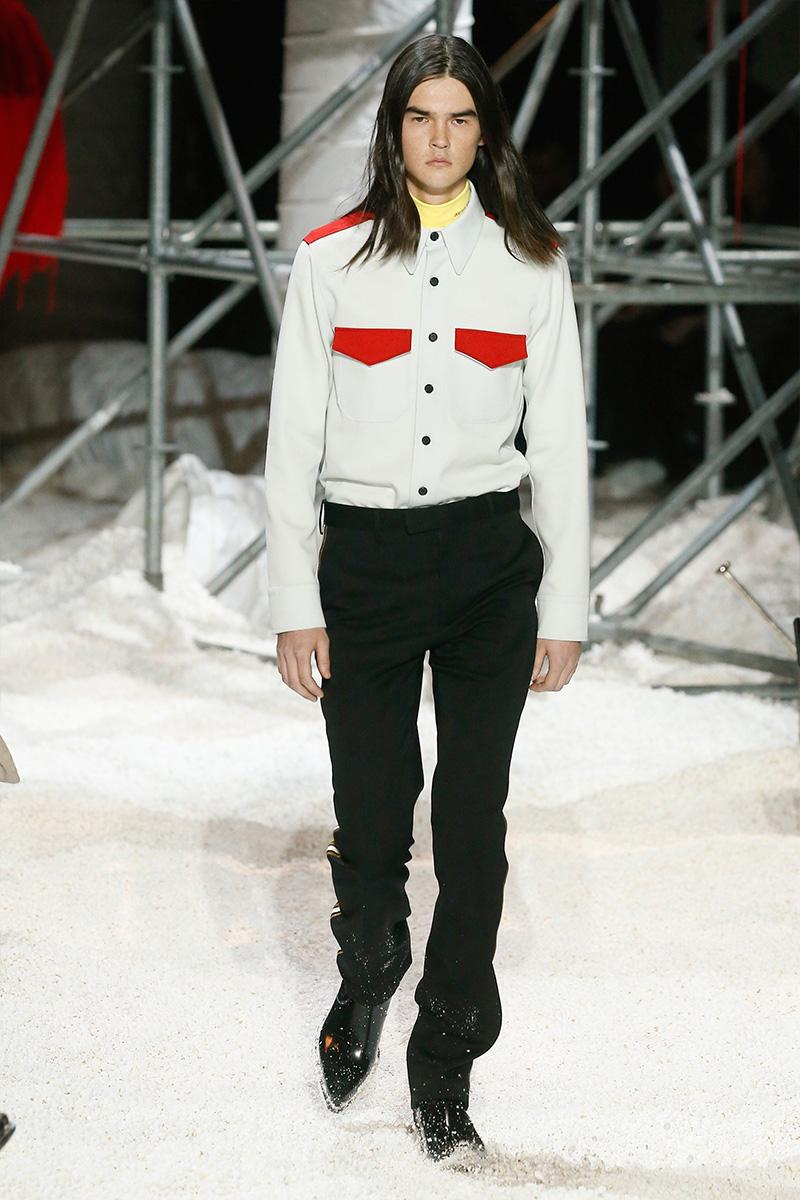 Calvin Klein AW18 NYFW7