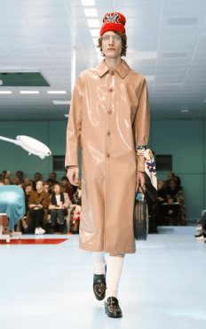 GUCCI MEN & WOMEN FALL WINTER 2018 MILAN1