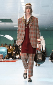 GUCCI MEN & WOMEN FALL WINTER 2018 MILAN21