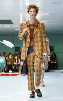GUCCI MEN & WOMEN FALL WINTER 2018 MILAN22