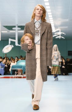 GUCCI MEN & WOMEN FALL WINTER 2018 MILAN23