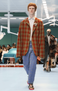 GUCCI MEN & WOMEN FALL WINTER 2018 MILAN29