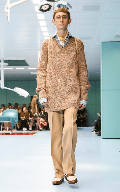 GUCCI MEN & WOMEN FALL WINTER 2018 MILAN33