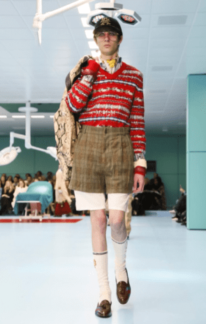 GUCCI MEN & WOMEN FALL WINTER 2018 MILAN7